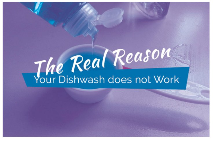 The Real Reason Your Dishwash Does Not work