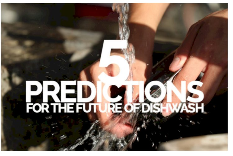 5 Prediction For The Future Of Dishwash