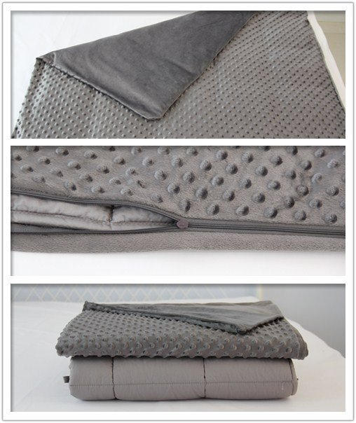 Lack of security when you sleep? Gravity blanket solved this