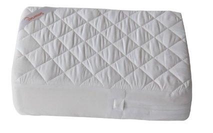 Microfiber Quilted Mattress Encasement