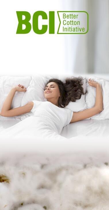 BCI Cotton Bedding