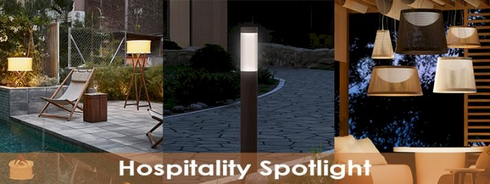 Hospitality Spotlight: Exterior Lighting