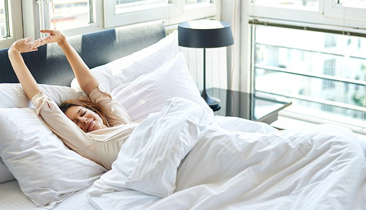 World Sleep Day 2018: Six Easy Steps to Creating the Perfect Bed