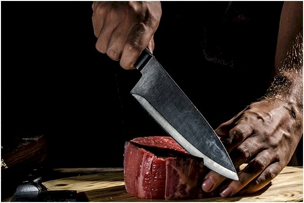 Different Types of Chef Knives