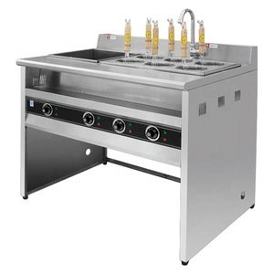 Electric pasta cooking machine hotel equipment for sale