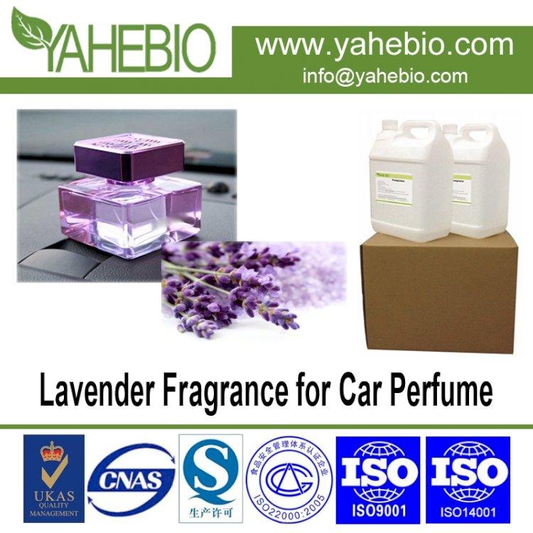 Lavender fragrance for auto perfume