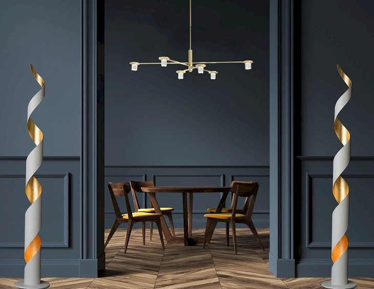 Christopher Hyde Lighting launches two twists on hotel lighting