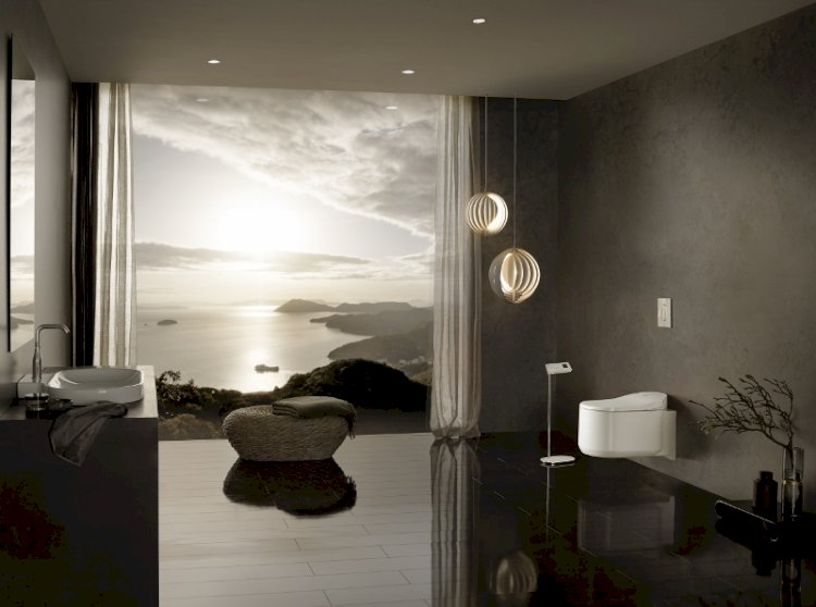 Has GROHE got the answer to the future of hotel toilets?