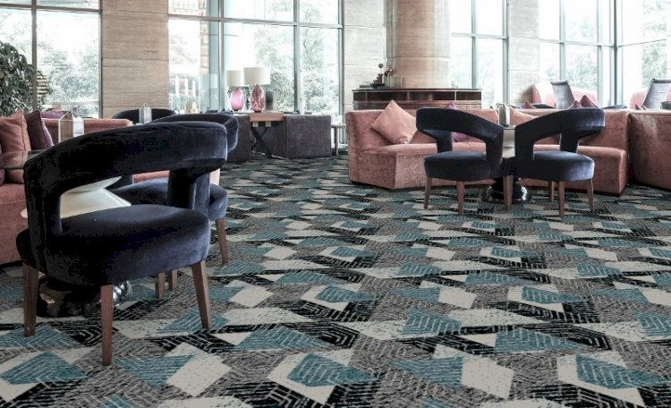 Sense the Spirit with Kinetic from Wilton Carpets