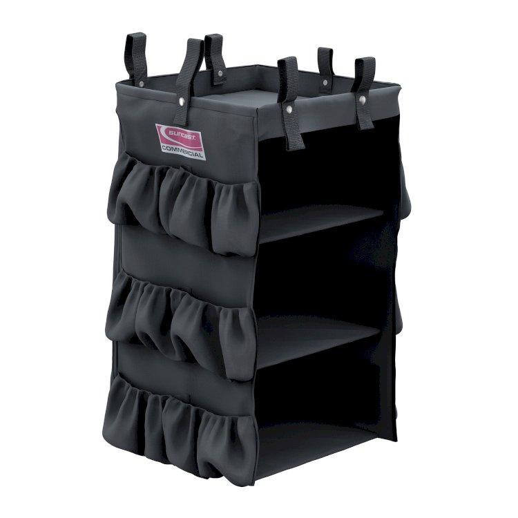 Suncast HKC Bag, 3 Sided W/ Shelves