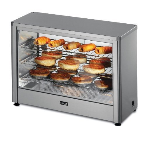 Lincat Seal Pie Warmer Cabinet LPW/LR Stainless Steel