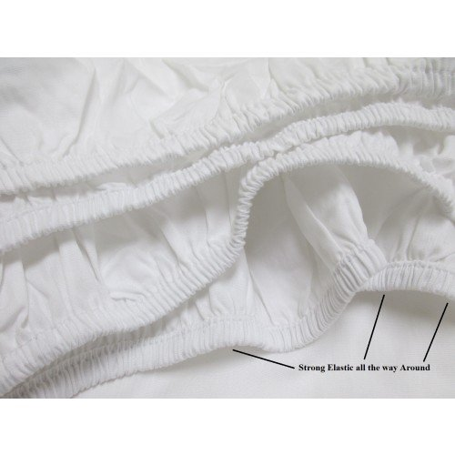 Pinnacle / Oxford T-200 Bed Sheets