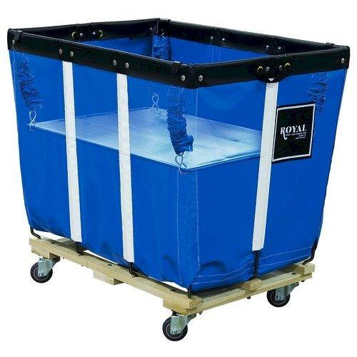 Royal Basket Trucks Spring Lift for 12-Bushel Laundry Trucks