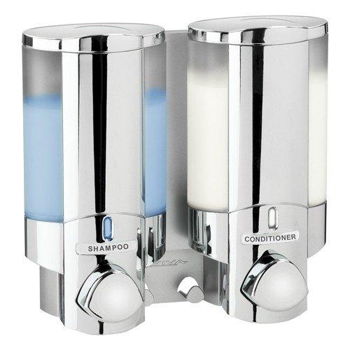 AVIVA Soap Dispenser - 2 Chambers