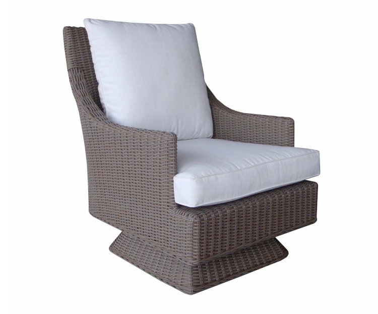 Cayman Islands Outdoor Rocking Swivel Chair