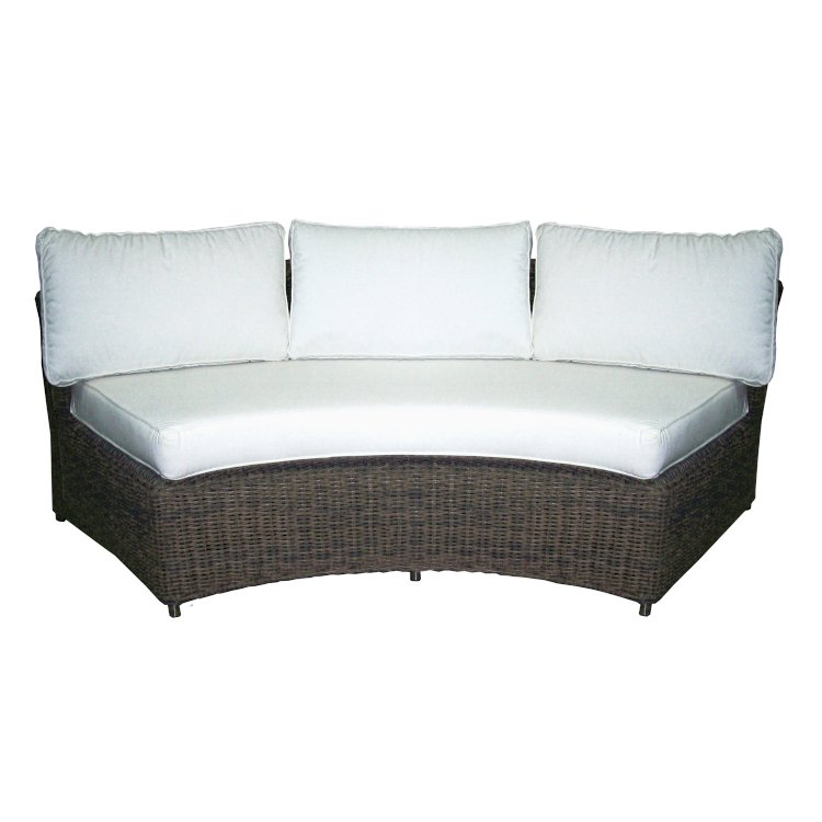 Barbados Outdoor Rounded Sofa