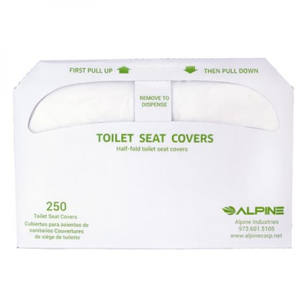 Toilet Seat Cover, 10-5/8
