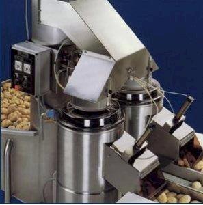 PIONEER SYSTEM BIDIREZIONALE - Automatic line for potato peeling