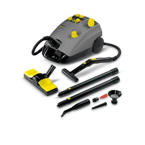 Karcher SG4/4 Industrial Steam Cleaner 4Ltr Grey / Yellow