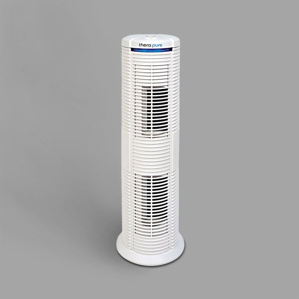 Therapure TPP230H White Tower Air Purifier - 183 Square Feet