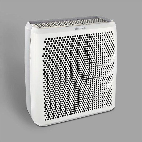Holmes HAP759-NU White Dual Position Air Purifier - 430 Square Feet