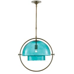 Astrid Pendant from Currey & Company