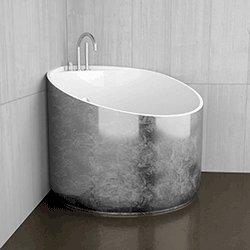 Mini Bathtub from Glass Design