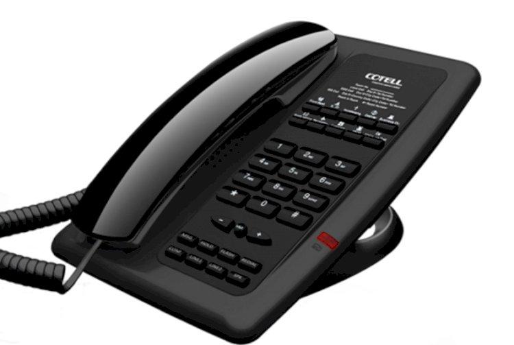 Fuego Cotell SmartStation Premium Analogue Hotel Phone