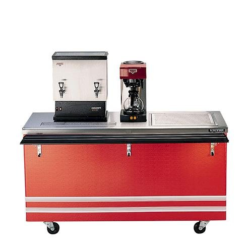 Victor Jamaican Ambient Beverage Unit 1610mm (W) Various Options Available