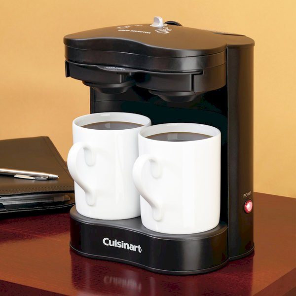 Conair Cuisinart WCM11 2-Cup Coffee Maker Black Finish
