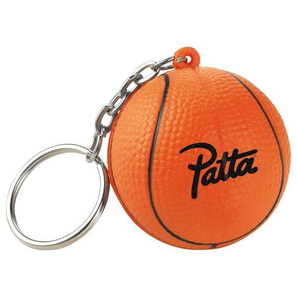 Slamdunk Basketball Keychain