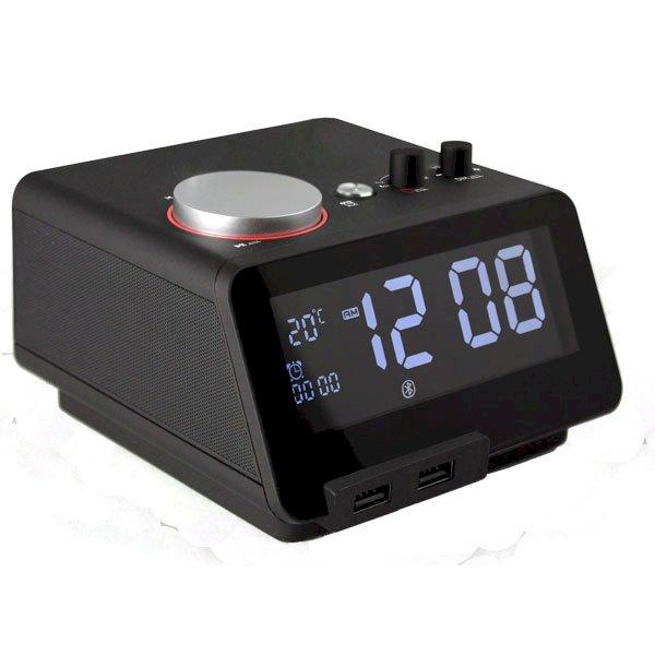 Homtime C12 Clock Radio