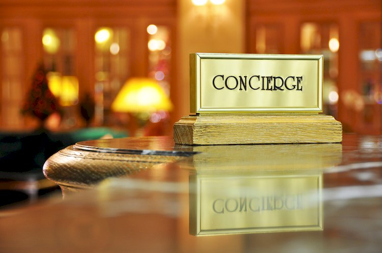 Concierge: What It Takes to be the Keeper of the Keys