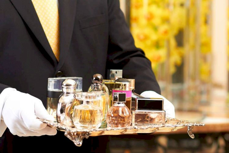 Rosewood Hotels & Resorts Introduces Scent in the City - Fragrance Butler Program