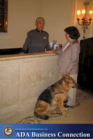 Accessible Customer Service Practices for Hotel and Lodging Guests with Disabilities