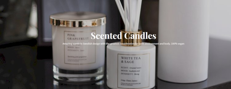Sthlm Fragrance Supplier Scented Candles