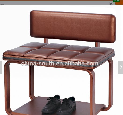 Stainless Steel luggage rack for hotel