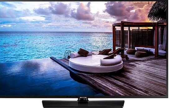 690U Series 50 Luxury 4K UHD Hospitality TV for Guest Engagement