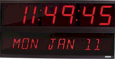 Wireless Digital Calendar Clocks