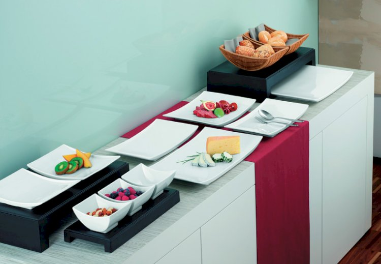 Supplier Product Guide: Buffetware