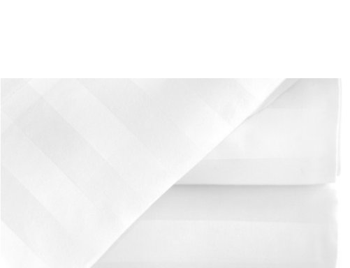 Duet II Striped Sateen Sheet Set