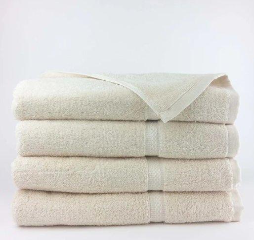 WestPoint Hospitality Martex Brentwood Borderless Bath Towel, 27