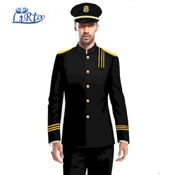 Wholesale New Concierge security suit custom hotel doorman door welcome uniform