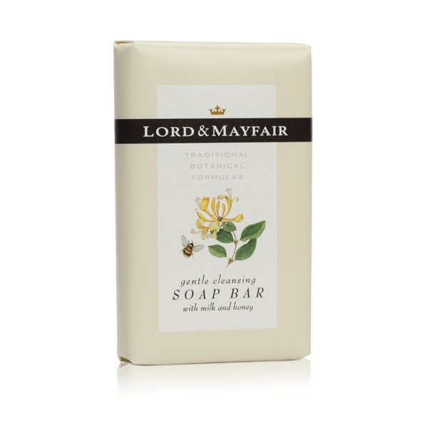 Lord and Mayfair 1.375oz Wrapped Cleansing Bar 300/Case