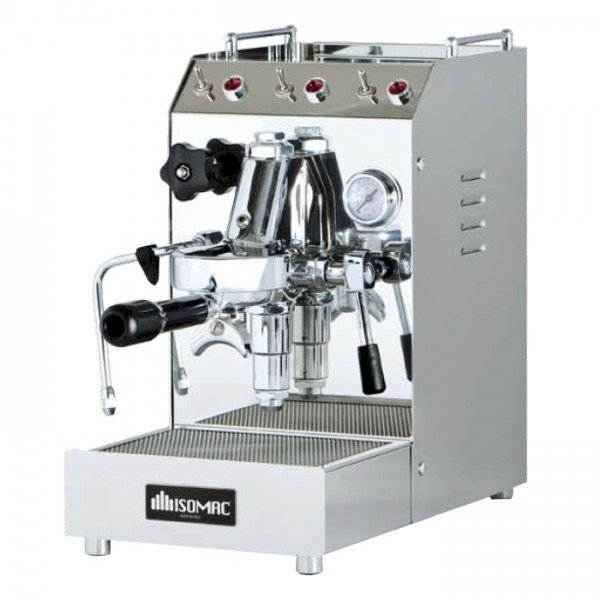Isomac ZAFFIRO DUE Semi Commercial Espresso Machine 3L