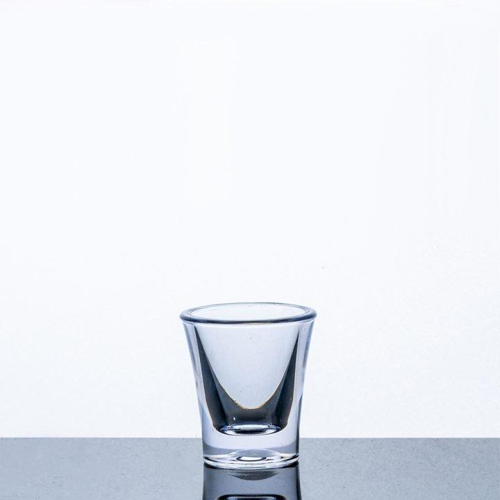 PGC Plastic Heavy Shot Glass 30mL