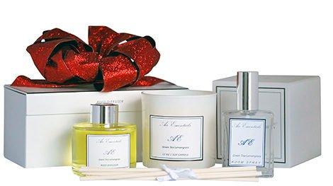 Gift Set: Green Tea Lemongrass