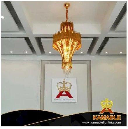 Luxury Hotel Decorative Chandelier Hanging Pendant Lighting (KP06312)