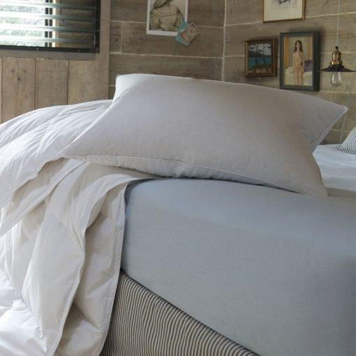 Opulent Down: 90% Goose Down Pillow