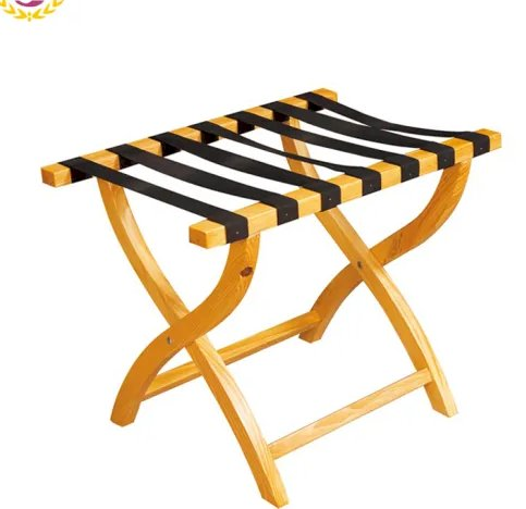 Antique Luggage Rack Stand for Hotels